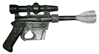 Pistolet blaster DL-21