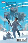 Star Wars Princess Leia Vol 1 2 Alex Mareev Variant
