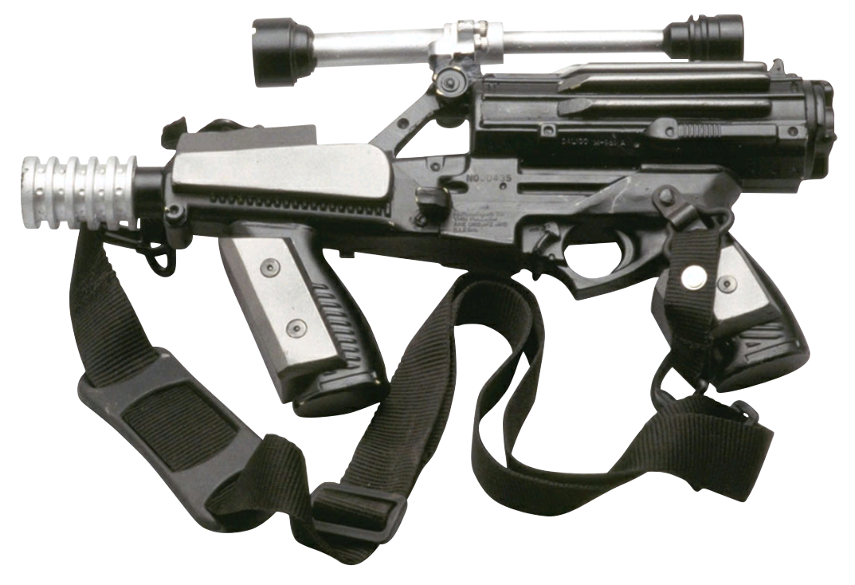 Pistolet blaster CR-2