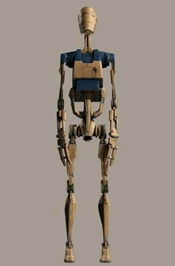Droïde de combat OOM pilote