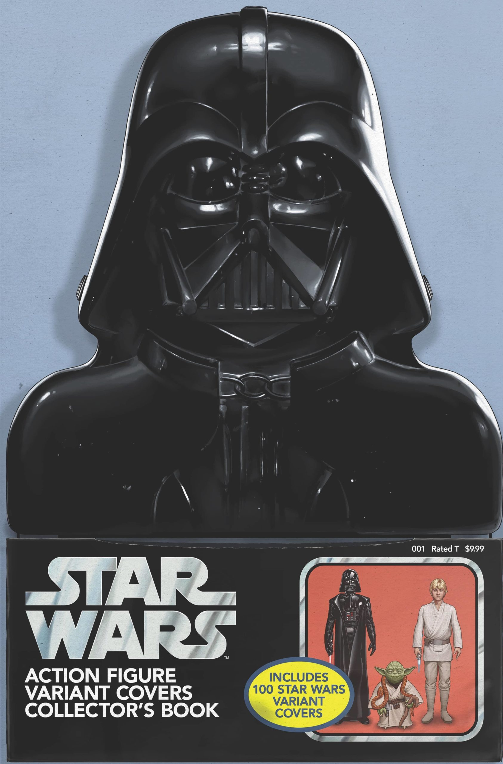 Star Wars: The Action Figure Variant Covers 1