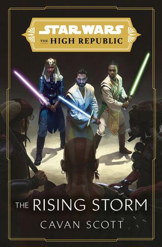 La Haute République : L'orage gronde