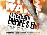 Riposte : Chute de l'Empire (livre audio)