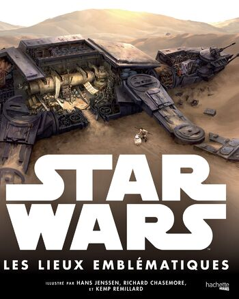 Star Wars : Les lieux emblématiques de la saga