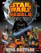 Star Wars Rebels: Visual Guide: Epic Battles