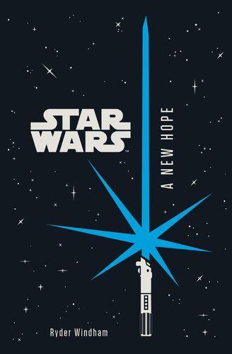 Star Wars épisode IV : Un Nouvel Espoir (novélisation jeunesse)