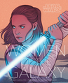 Star Wars Women of the Galaxy cover
