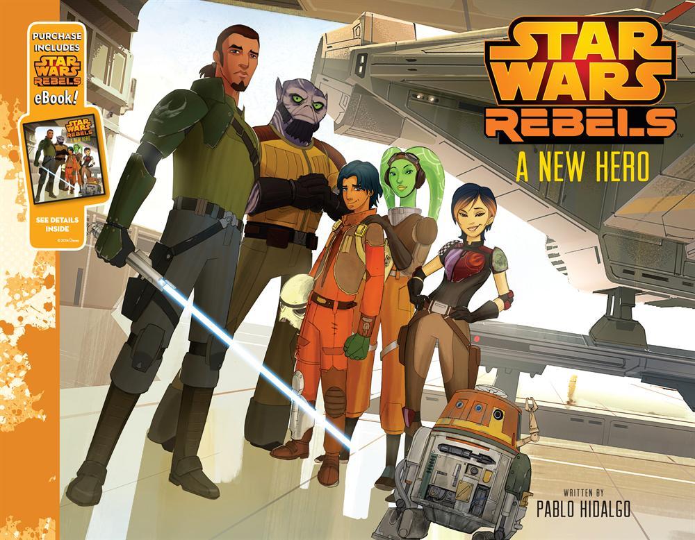 Star Wars Rebels: A New Hero
