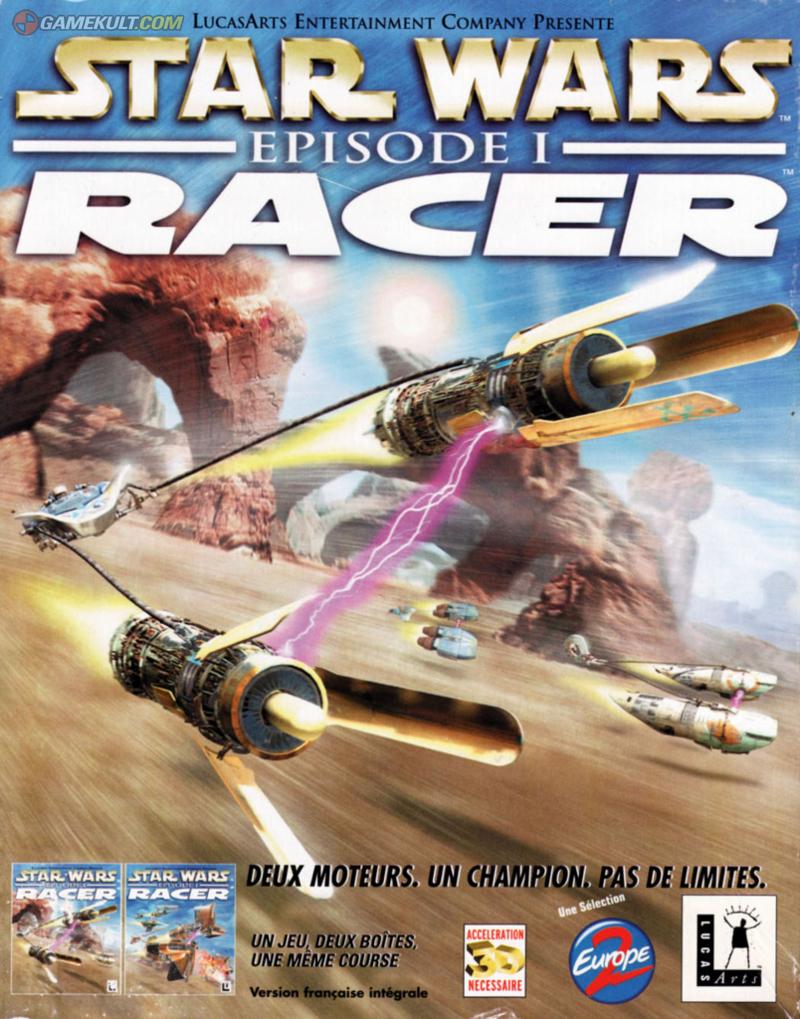 Star Wars épisode I : Racer