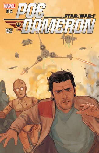 Poe Dameron 12: La Tempête Approche 5