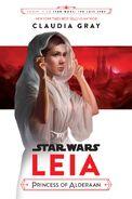 Leia Princess of Alderaan nouvelle couverture