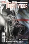 Star Wars Darth Vader Vol 1 1 Directors Cut Variant