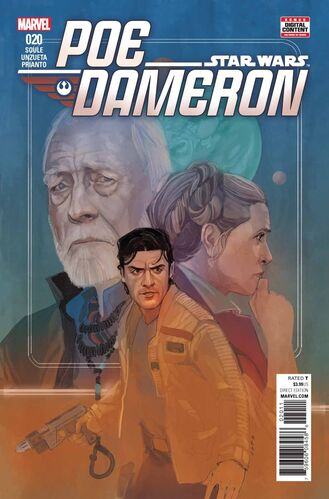Star Wars: Poe Dameron: La Légende Retrouvée