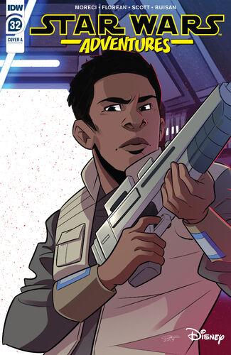 Star Wars Aventures 32
