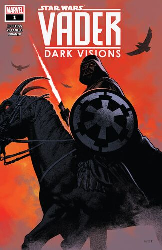 Vador – Sombres Visions 1