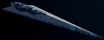 Super Destroyer Stellaire de classe Executor