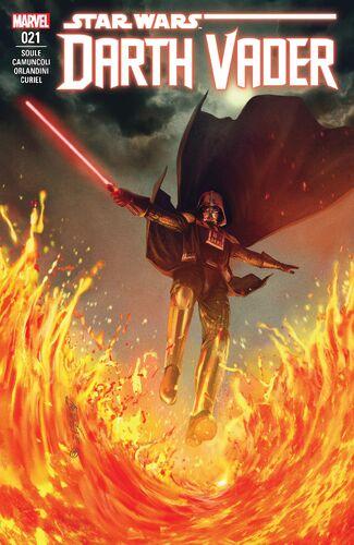 Dark Vador : Le Seigneur Noir des Sith 21 : La Forteresse de Vador 3