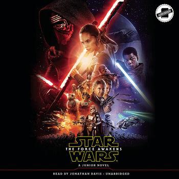 Star Wars épisode VII : Le Réveil de la Force (livre audio jeunesse)