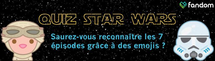 Quiz Emojis Star Wars