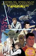 Star Wars Adventures SDCC Special