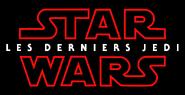 Star Wars VIII logo FR