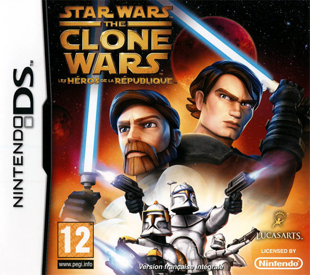 Star Wars: The Clone Wars : Les Héros de la République