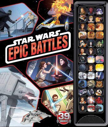 Star Wars: 39-Button Sound: Epic Battles