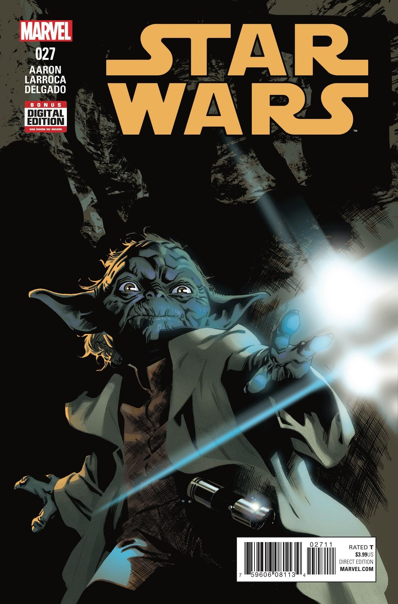 Star Wars 27: La Guerre Secrète de Yoda 2