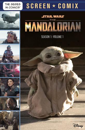 The Mandalorian: Season 1: Volume 1