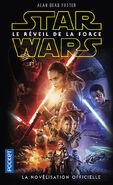 Star Wars épisode VII le réveil de la Force pocket