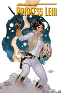 Star Wars Princesse Leia