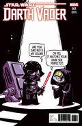 Darth Vader Dark Lord of the Sith 1 Baby