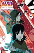 Star Wars Adventures Forces of Destiny Rose & Paige