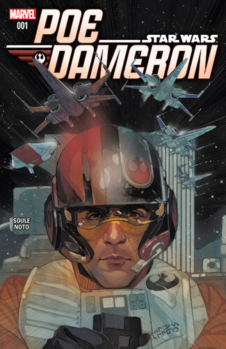 Poe Dameron 1: L'Escadron Black 1