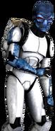Cad Bane soldat clone