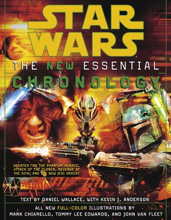 The New Essential Chronology