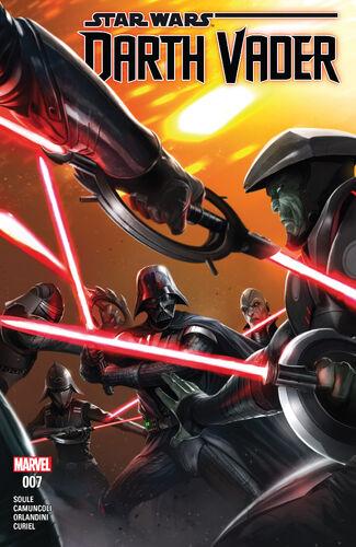 Dark Vador : Le Seigneur Noir des Sith 7 : Les Ténèbres Étouffent la Lumière 1