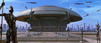 Bâtiment du Sénat