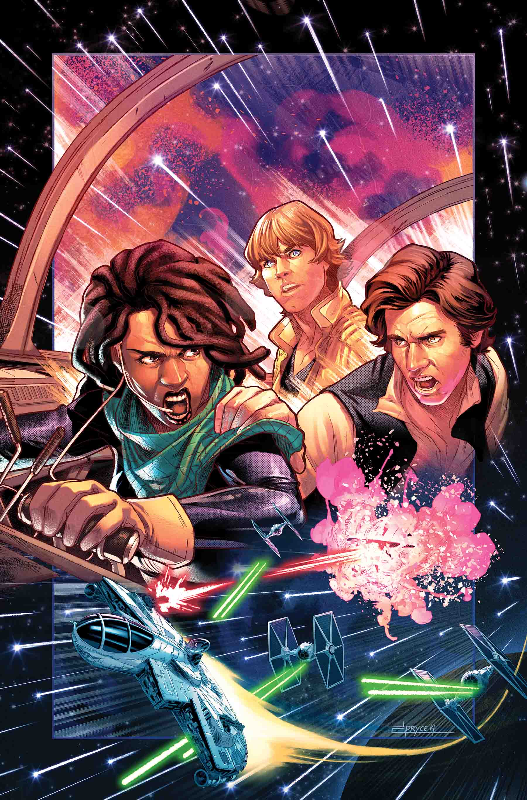 Star Wars: La Fuite