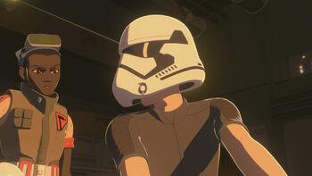 Le nouveau Stormtrooper