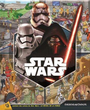 Star Wars : Cherche et trouve - Le Réveil de la Force