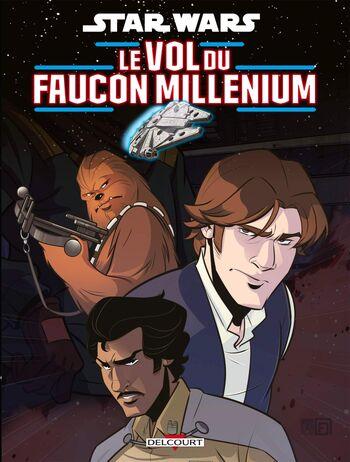 Star Wars : Le Vol du Faucon Millenium