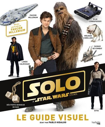 Star Wars : Solo : Le Guide Visuel