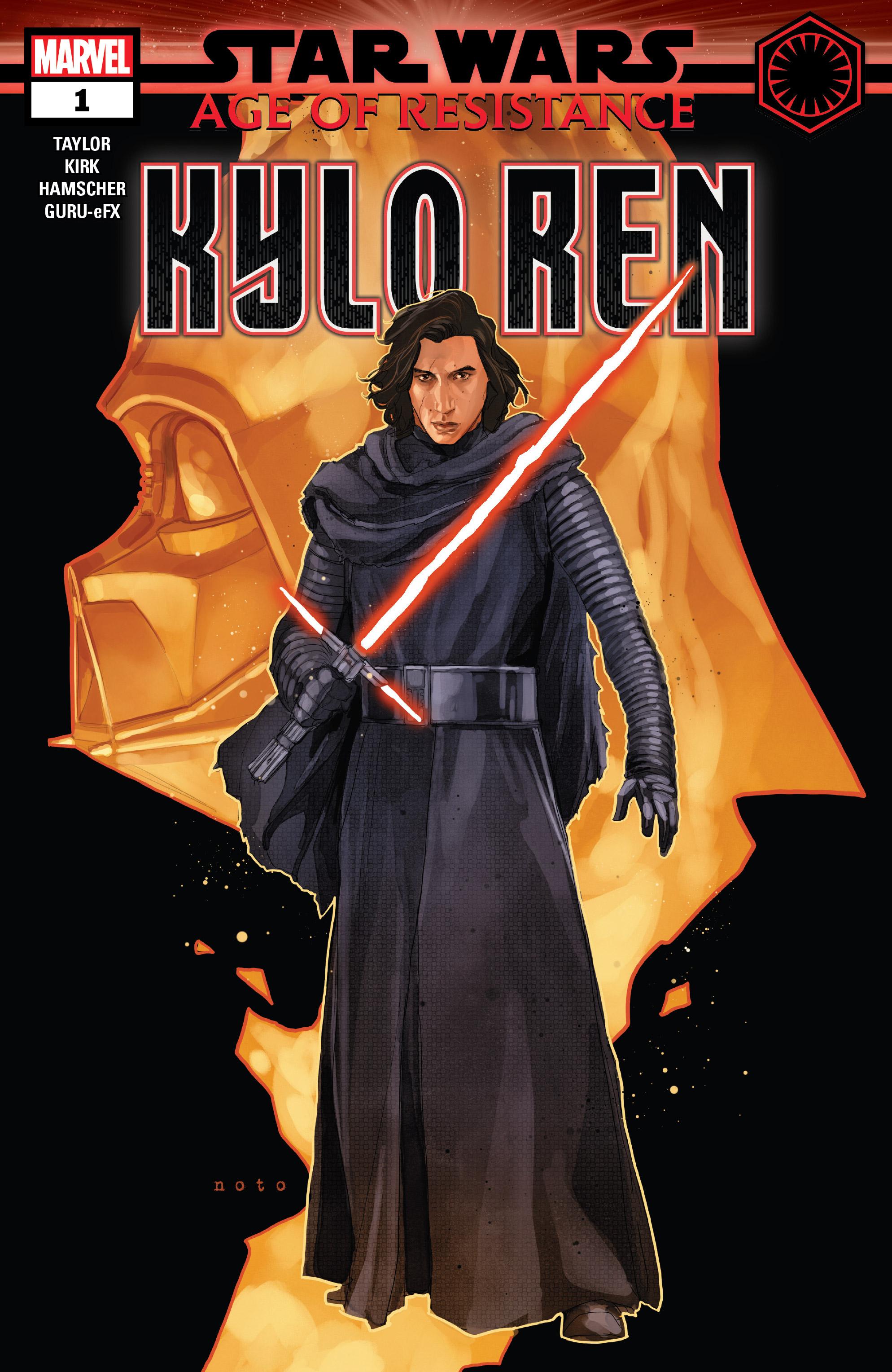 L'Ère de la Résistance : Kylo Ren 1