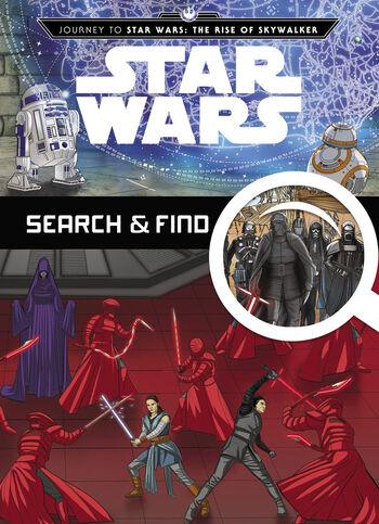 Star Wars : Cherche et trouve - Voyage vers Star Wars : L'Ascension de Skywalker