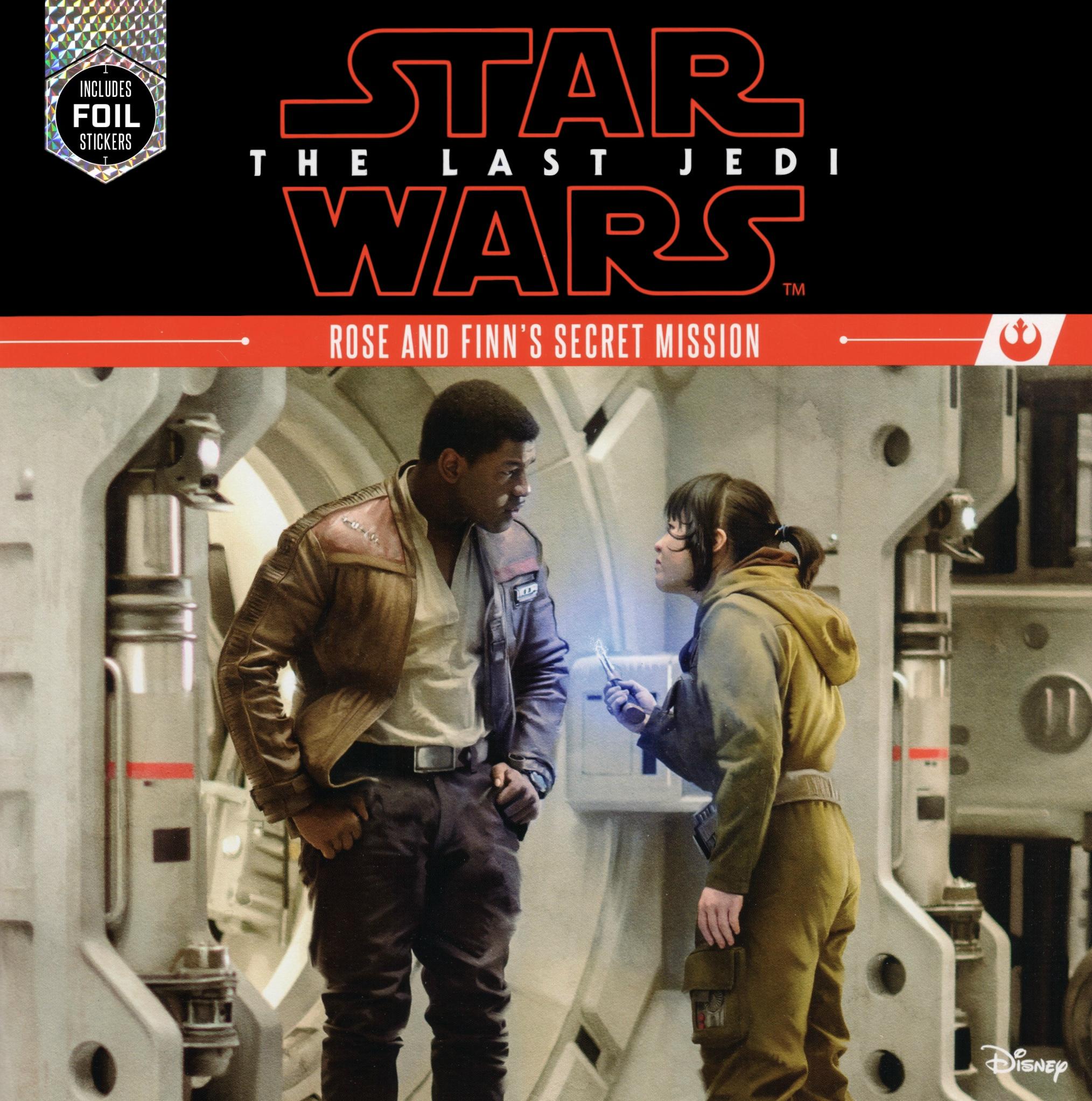 The Last Jedi: Rose and Finn's Secret Mission