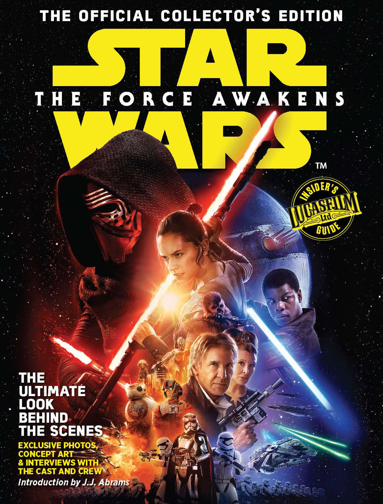 Star Wars: The Force Awakens — The Official Collector's Edition