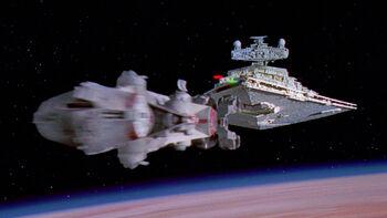 Mission secrète vers Tatooine