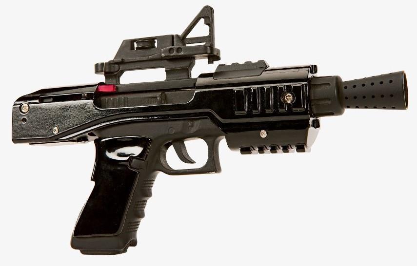 Pistolet blaster de Phasma
