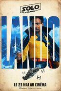 Lando Solo poster